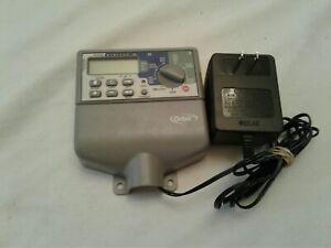 Orbit WaterMaster 27954-WT2X Sprinkler Controller Water Master + Power Supply