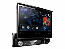 """Pioneer AVH-X6700DVD 7"""" Flip Out Touch Screen CD DVD AUX USB APP RADIO ONE"""