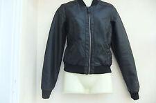 New Look Women's Polyester Waist Length Zip Coats & Jackets