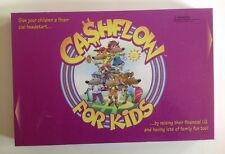 CASHFLOW FOR KIDS Board Game 1999 Robert Miyosaki Rich Dad Poor Dad