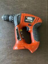 Black & Decker 12v Firestorm Multi-Tool MT1203 Drill/Jig Saw/Mouse Sander Kit