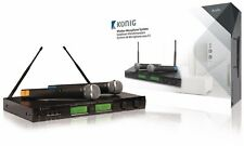 Microfono Wireless a 16 canali 863 - 865 Mh