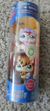NEW Littlest Pet Shop Halloween Tube Lot 1679,1680 BAT & Cat