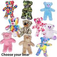 "TEDDY BEAR MAKING KITS - build your own teddy bear - no sewing - (20cm/8"" )"