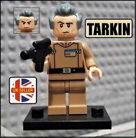 TARKIN StarWars Admiral Grand Moff Tarkin Mini Figure Fits Popular Brands