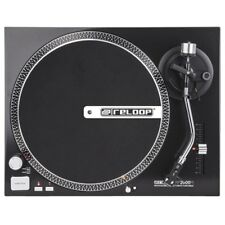 RELOOP RP2000M giradischi professionale per DJ trazione diretta NEW garanzia ITA