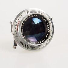 # Wollensak Raptar (190mm) f4.5 Large Format Lens **Tested** 779
