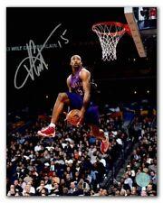 Vince Carter Toronto Raptors Autographed 8x10 Photo (RP)