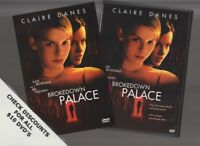 BROKEDOWN PALACE DVD Movie LIKE NEW WITH INSERTS CLAIRE DANES KATE BECKINSALE