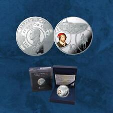 Spanien - Renaissance - Baroque & Rococo - Europastern - 10 Euro 2019 PP Silber