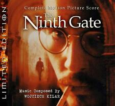 The Ninth Gate - 2 x CD Complete Score - Limited 1000 - Wojciech Kilar