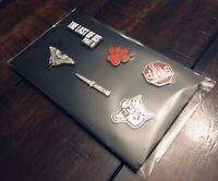 The Last Of Us Part II 2 Collector's Edition Enamel Pin Set (NO GAME) Official