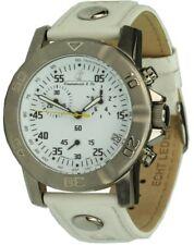 VANDENBROECK & cie. quartz-chronographe Mixte Blanc LEDERARMBAND