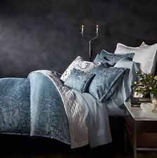 SFERRA 3442 BISSERO CADET FULL QUEEN DUVET COVER 100% EGYPTIAN COTTON MADE ITALY