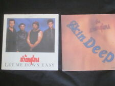 """THE STRANGLERS - 7"""" Covers x 2  ( for framing or replacement)"""