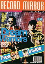 Dream Warriors on Magazine Cover 2 March 1991  Jesus Jones   Betty Boo  The Farm