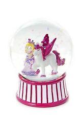 Kids Princess and Unicorn Snow Globe Gift Girls