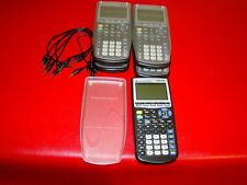 Texas Instruments TI-83 Plus Silver Edition Graphing Calculator w/ Cover & Cable
