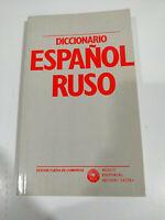 Diccionario Español Ruso Russki Yazik - LIBRO Español
