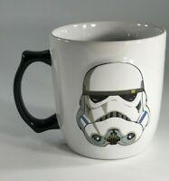 Disney Star Wars Clone Wars Stormtrooper Clone Trooper Helmet Ceramic Mug NEW