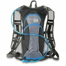 1.5 Litre Hydration Pack/Backpack Bag With Water Bladder For Running/Cycling