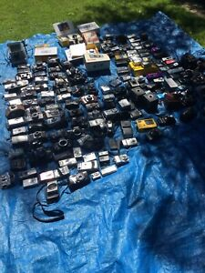 Job Lot Cameras Spares Display Props