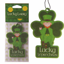 Leprechaun Novelty Car Air Freshener - GREEN APPLE Fragrance Scent Irish Ireland