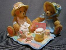 Cherished Teddies * Freda & Tina * Our Freindship Is A Perfect Blend