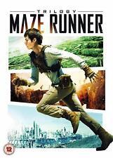Maze Runner 1-3 Boxset [DVD] New UNSEALED MINOR BOX WEAR