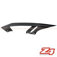 2012-2019 Ninja ZX-14R Rear Chain Guard Mud Cover Fairing Cowling Carbon Fiber