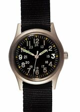 Military Industries Vietnam War Pattern Watch on Matching Strap - Unbranded Dial