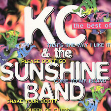1 Cent CD KC & THE SUNSHINE BAND best EARTH WIND & FIRE KOOL & THE GANG r&b soul
