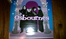 "The Osbournes 24"" x 24"" Rare Promo Mtv Poster Ozzy Sharon Jack Kelly Osbourne"