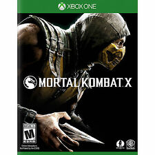 Mortal Kombat X (Xbox One)Video Game -  - CIB