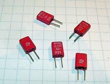 WIMA MKS2 47nF 63V RM2.5mm 10% capacitors LOT-10pcs.
