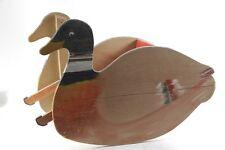 Altes Holz Spielzeug Ente Vogel Schaukelpferd Schaukeltier Schaukel Wippe Kinder