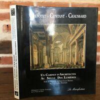 Un De Arquitectos A Siglo Las Luces Chevotet Contant Chaussard 1987