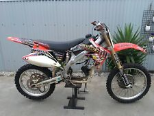 **Wrecking** Honda Crf Crf450R 2005 , Most Parts Available, Engine & Chassis