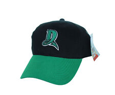 New! Dayton Dragons Adjustable Back Hat Embroidered Cap - Black - Midwest League