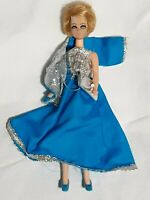 Topper Dawn Doll clothes Vintage BlueBell Gown Shawl Purse Shoes *NO DOLL* READ*