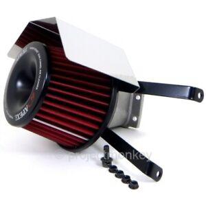APEXi Power Intake Dual Funnel Air Filter Fits: Nissan 95-98 240SX S14 KA24DE