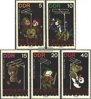 DDR 1025-1029 (kompl.Ausgabe) postfrisch 1964 Kindertag