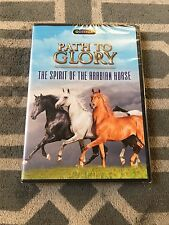 PATH TO GLORY, THE SPIRIT OF THE ARABIAN HORSE, DVD, NEW