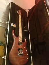 Music Man John Petrucci jp15 Electric Guitar with hardshell case