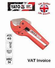 Yato PVC Tagliatubi diametro 42 mm lama di qualità in acciaio in alluminio yt-2231