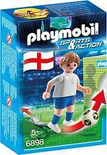 Playmobil Fußballspieler Fußballer England Engländer 6898 NEU OVP