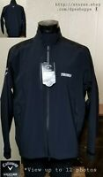 NEW CALLAWAY GOLF Weather Series Zip Up Jacket & Vest Detachable Liner XL TREMCO