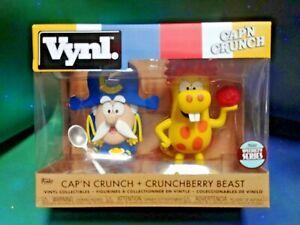 Funko Vynl - Cap'n Crunch & Crunchberry Beast (Specialty Series)