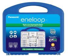 Panasonic Eneloop Rechargeable Battery Kit Quick Charger AA/AAA Batteries