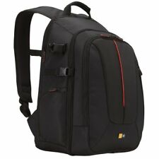 NEW Case Logic DCB 309 SLR Camera Backpack Black FREE SHIPPING